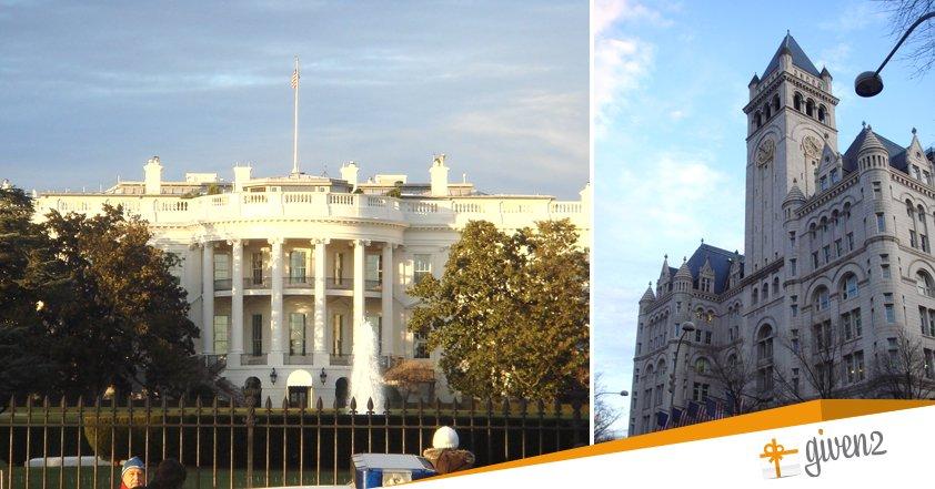 Viaggio di nozze in America: Washington