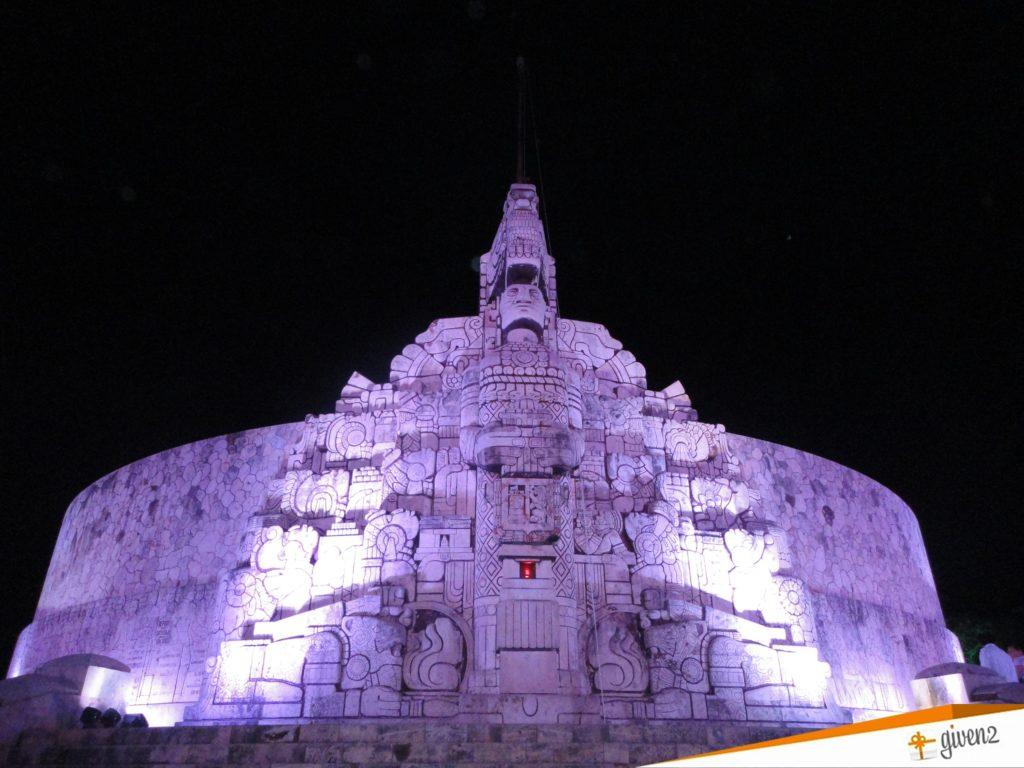 Honeymoon in Mexico Merida