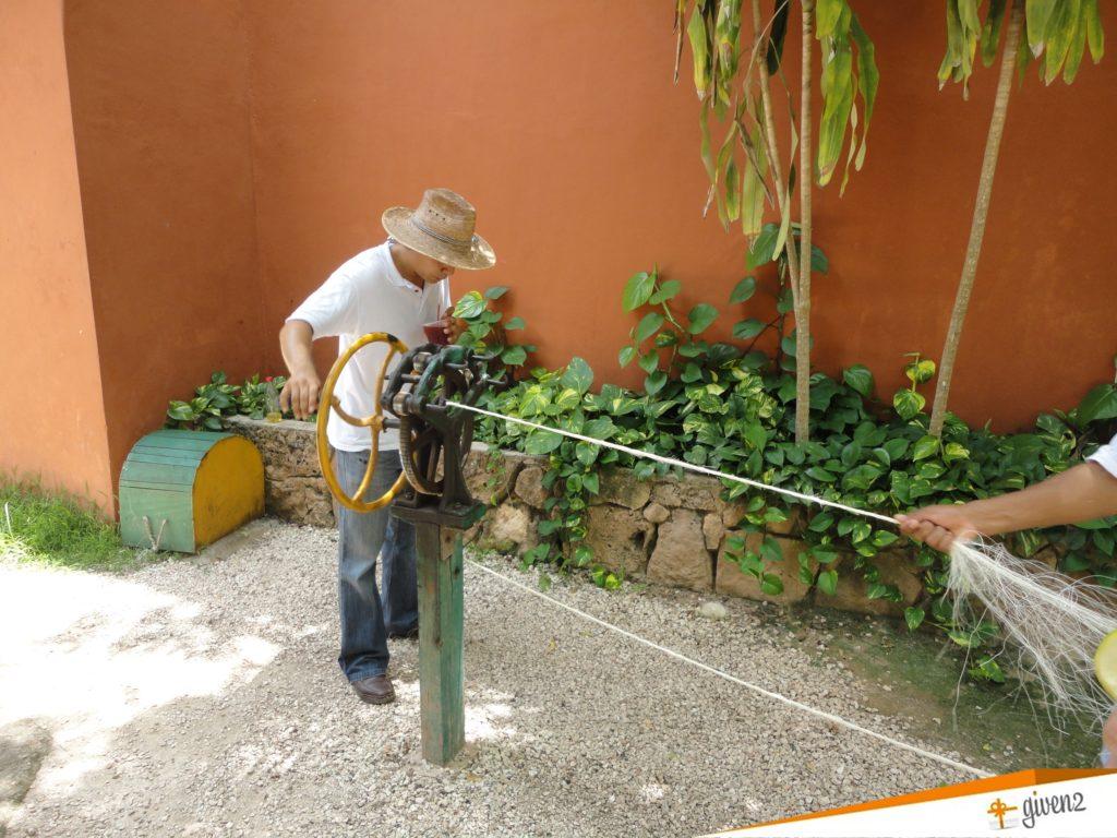 honeymoon in Mexico Sotuta De Peón