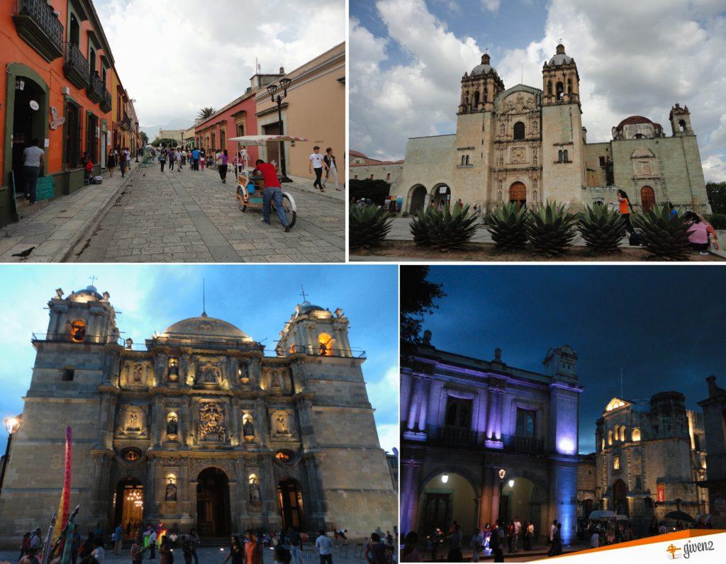 Honeymoon in Mexico Oaxaca