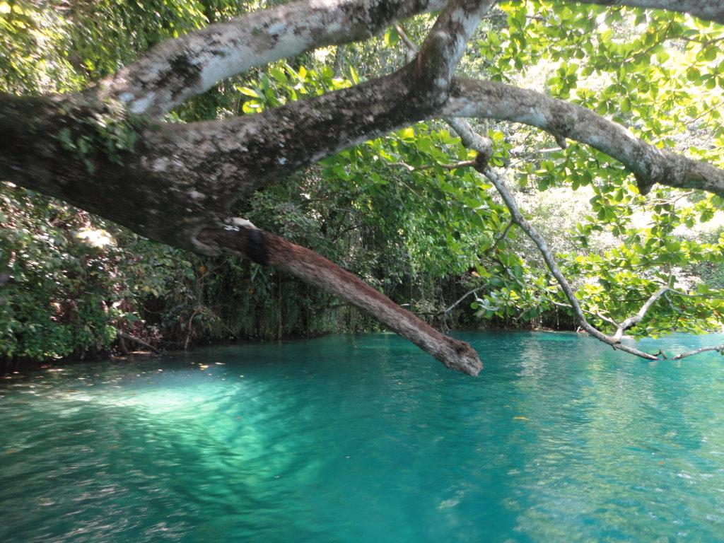 Viaggio in Jamaica | Laguna Blu a Port Antonio
