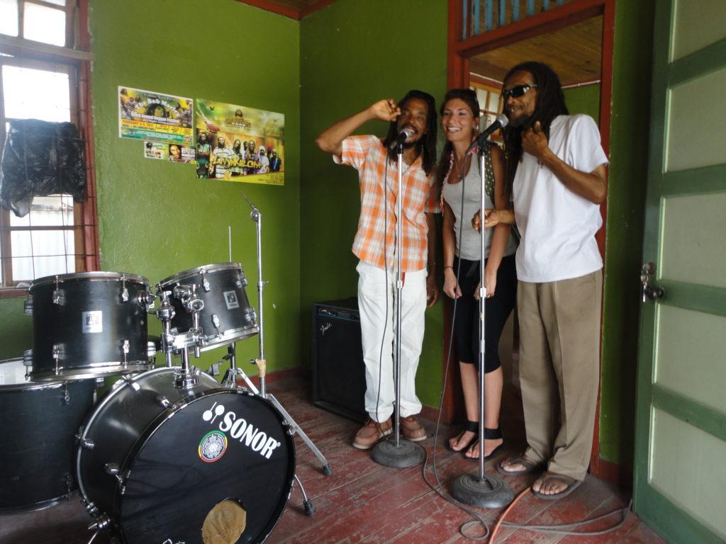 Viaggio in Jamaica | trench town