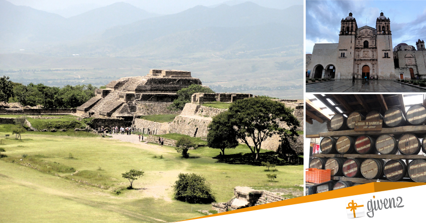 Cosa vedere in Messico: Oaxaca e Monte Alban