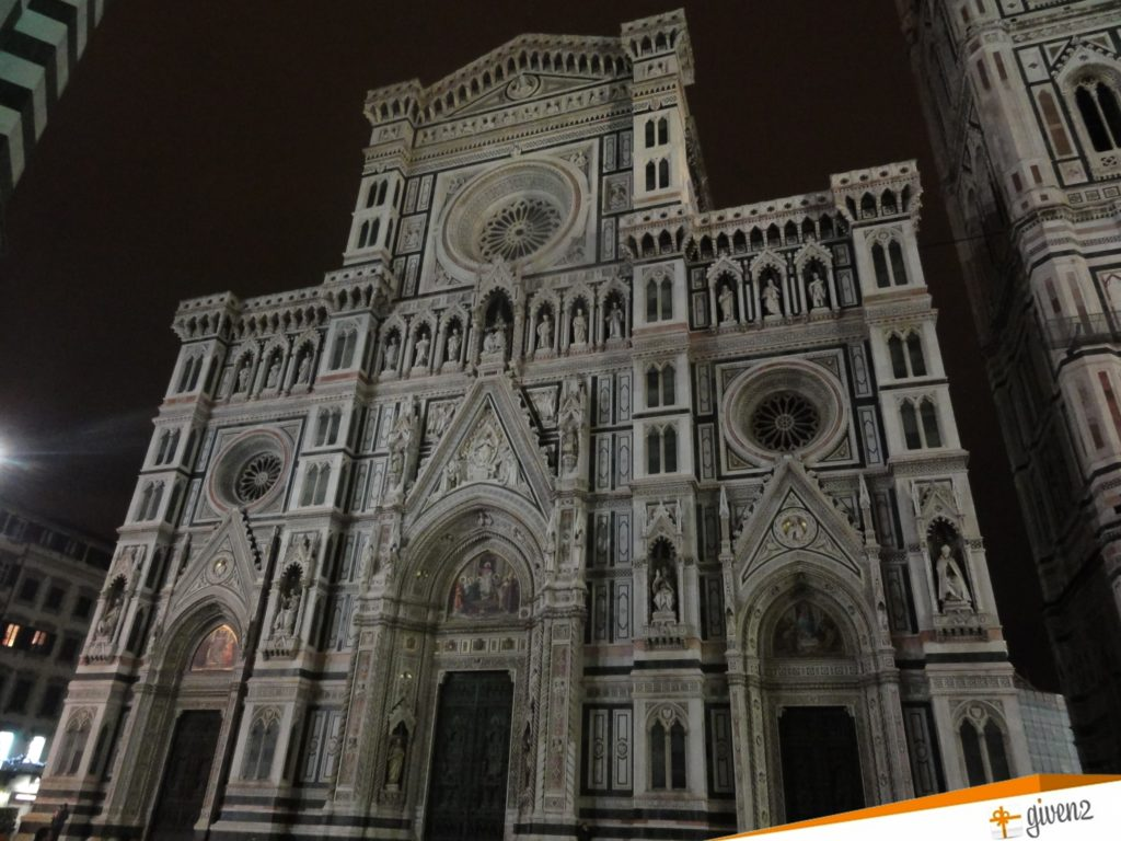 Italy honeymoon itinerary Florence Cathedral (Duomo di Firenze)