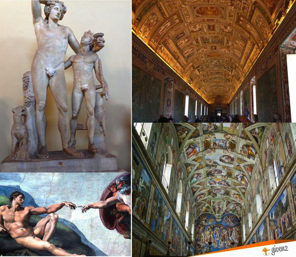 Italy Honeymoon Itinerary Vatican Museums Rome