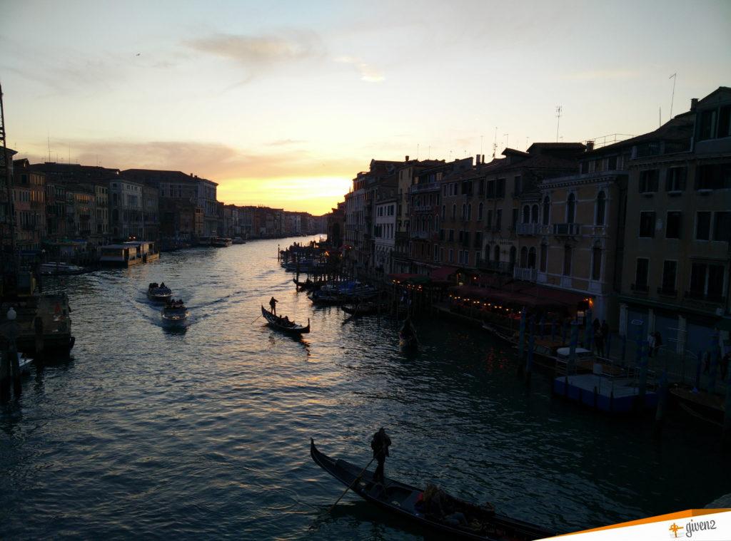 Italy honeymoon itinerary Venice