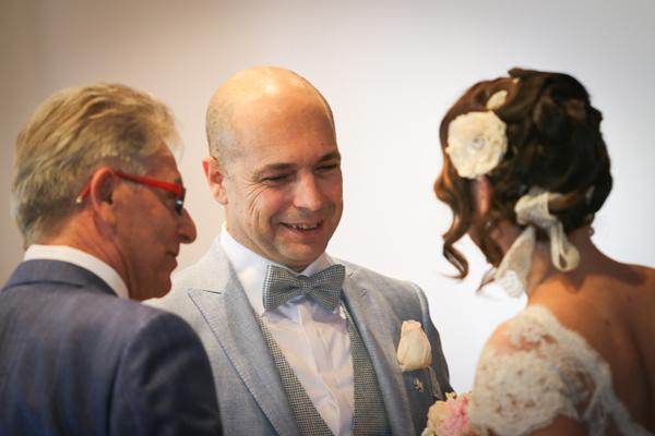 matrimonio vintage: la consegna della sposa