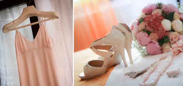 matrimonio vintage: l'abito della sposa
