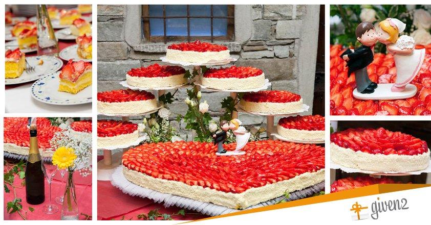 Torte nuziali | romantiche
