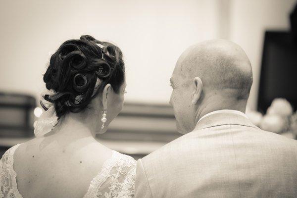 scatti naturali del matrimonio dal sapore vintage
