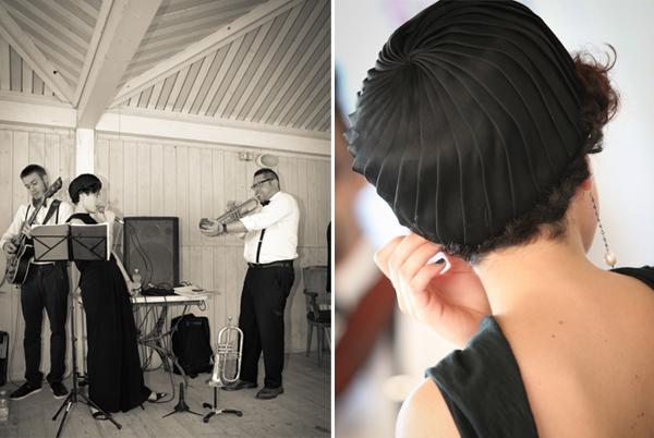Vintage wedding band