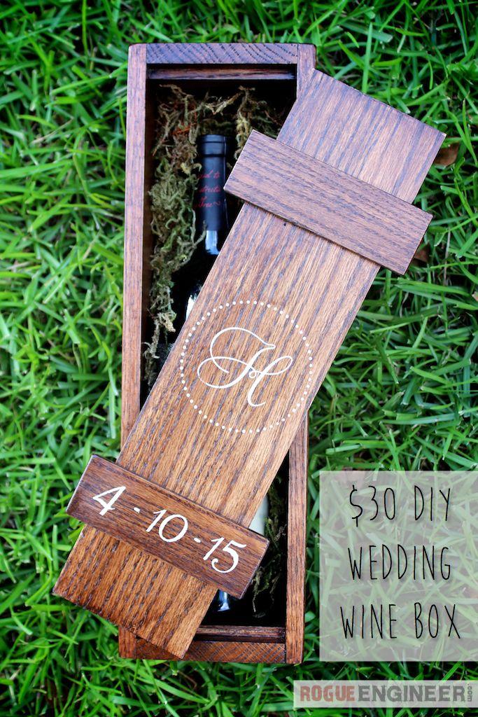 idee bomboniere matrimonio: una bottiglia di vino