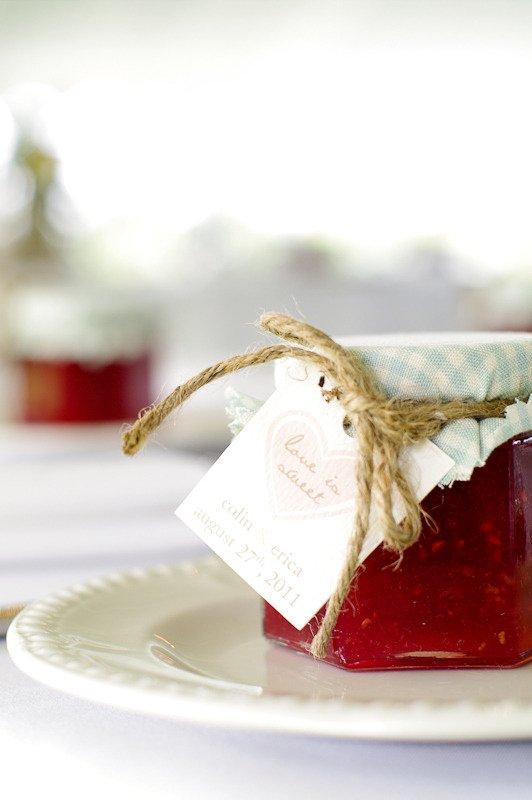 idee bomboniere matrimonio: marmellate