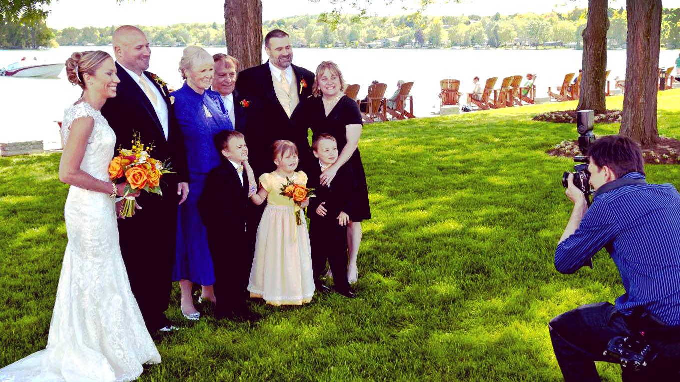 wedding planner: trovare il fotografo