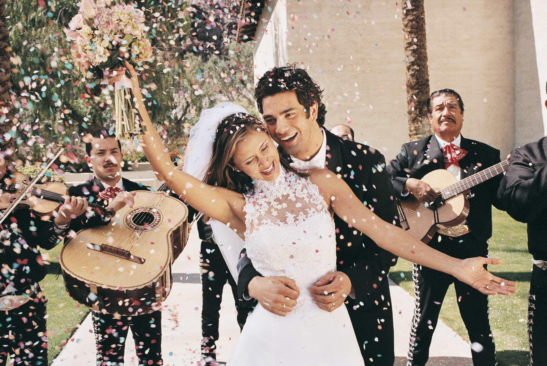 quanto costa un wedding planner: musica