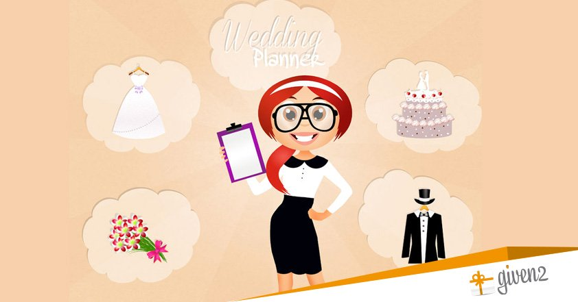 quanto costa un wedding planner? | Given2 Blog