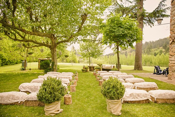 country chic wedding location