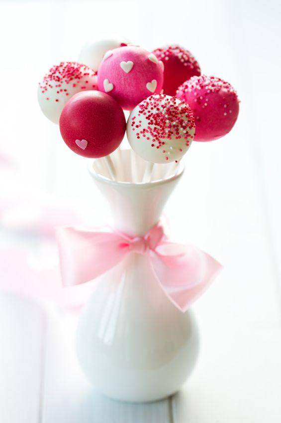 centrotavola battesimo cake pop