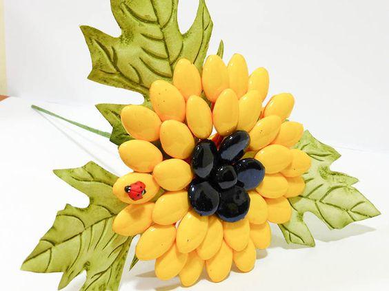 fiori di confetti sulmona