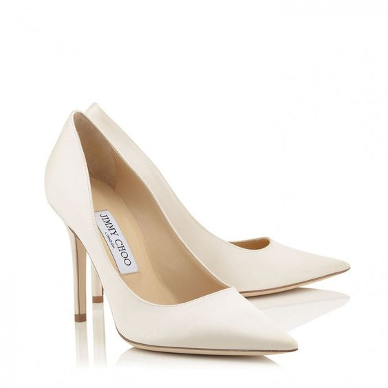 scarpe sposa elegante - décolleté