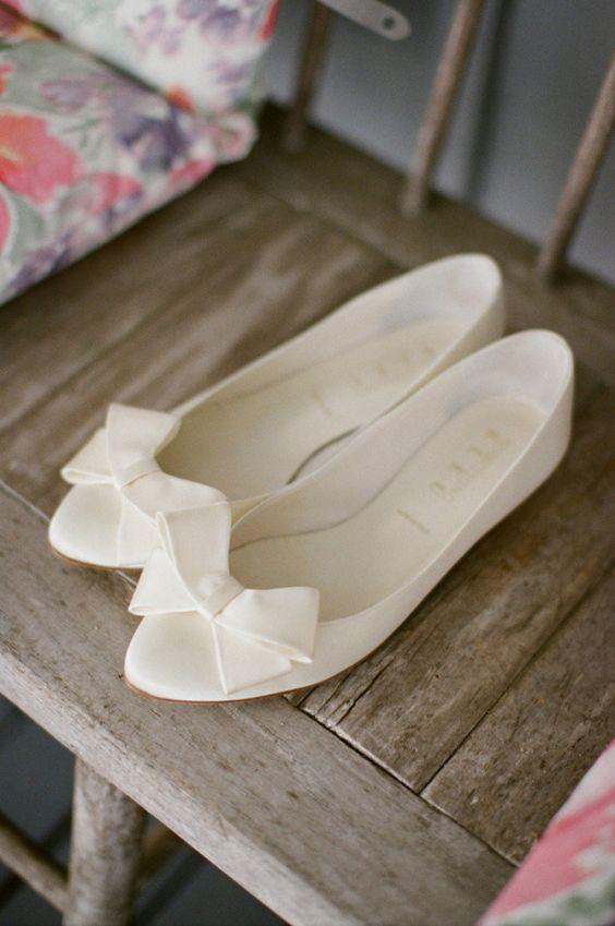 scarpe sposa ballerine