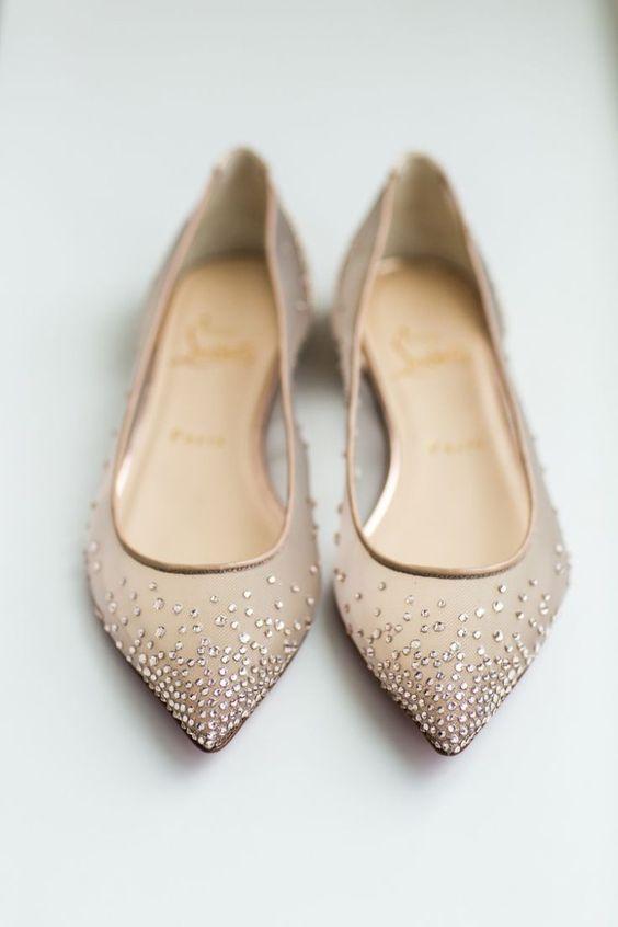 scarpe sposa ballerine sposa