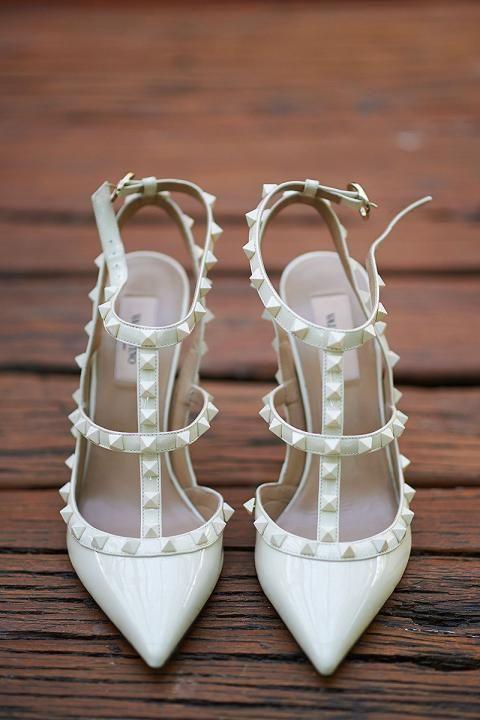 scarpe sposa - decollete valentino