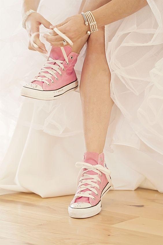scarpe sposa converse sposa