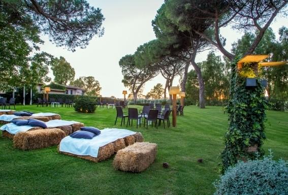 location matrimoni roma - casali santa brigida