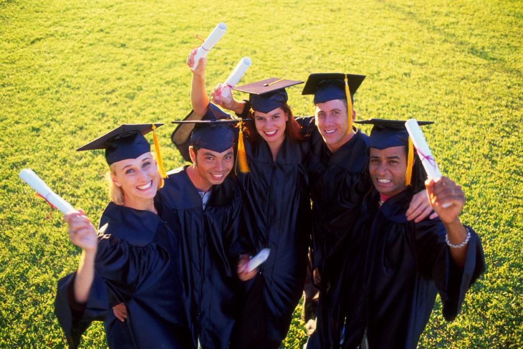 corona d'alloro | tocco di laurea