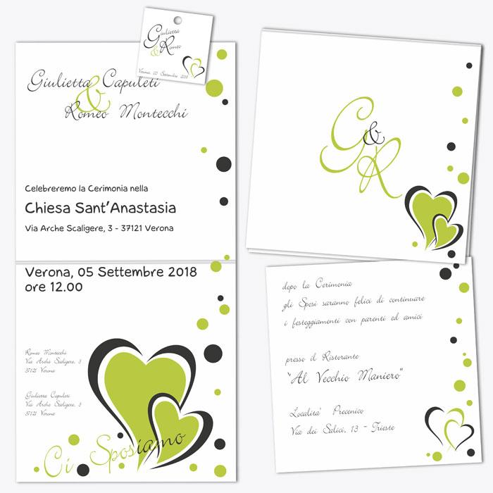 partecipazioni matrimonio facili da stampare