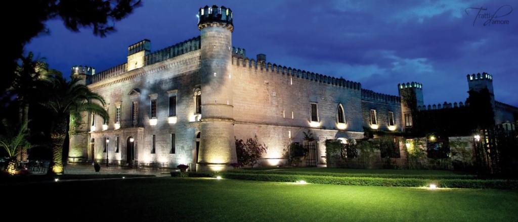 location matrimoni castello monaci