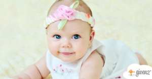 vestiti per il battesimo di una bimba