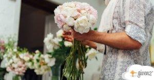 Brautstrauß: Blumen nach Jahreszeit
