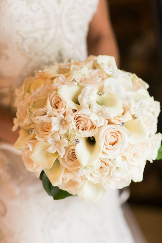 Bouquet Sposa Rose E Peonie.Wedding Bouquet Choose The Best According To Your Personality
