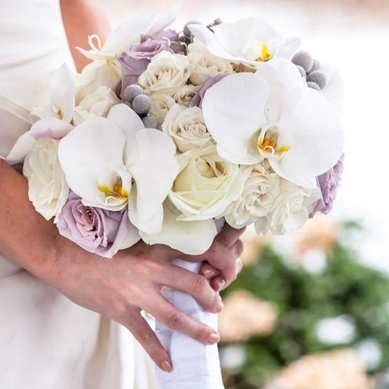Bouquet Sposa Con Orchidee.Bouquet Sposa 5 Gallerie Di Immagini Scelte In Base Ai Fiori