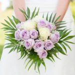 violet bouquet