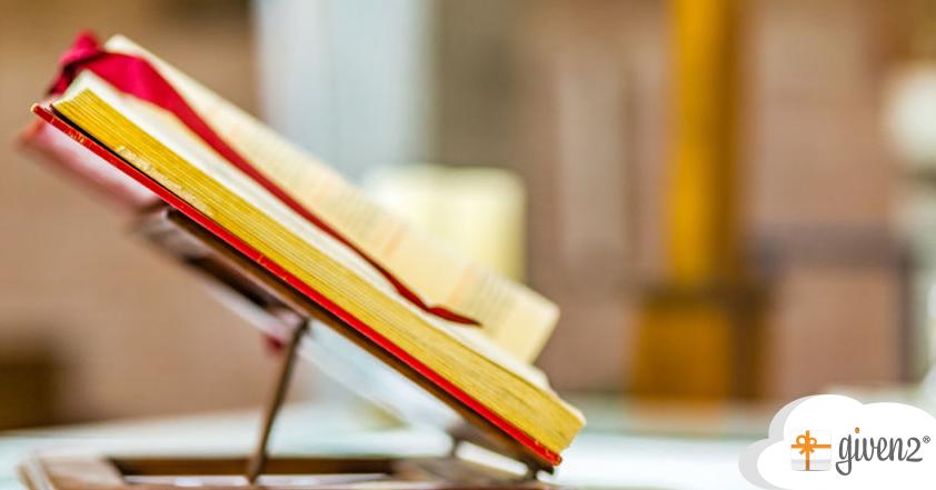 Prima lettura matrimonio