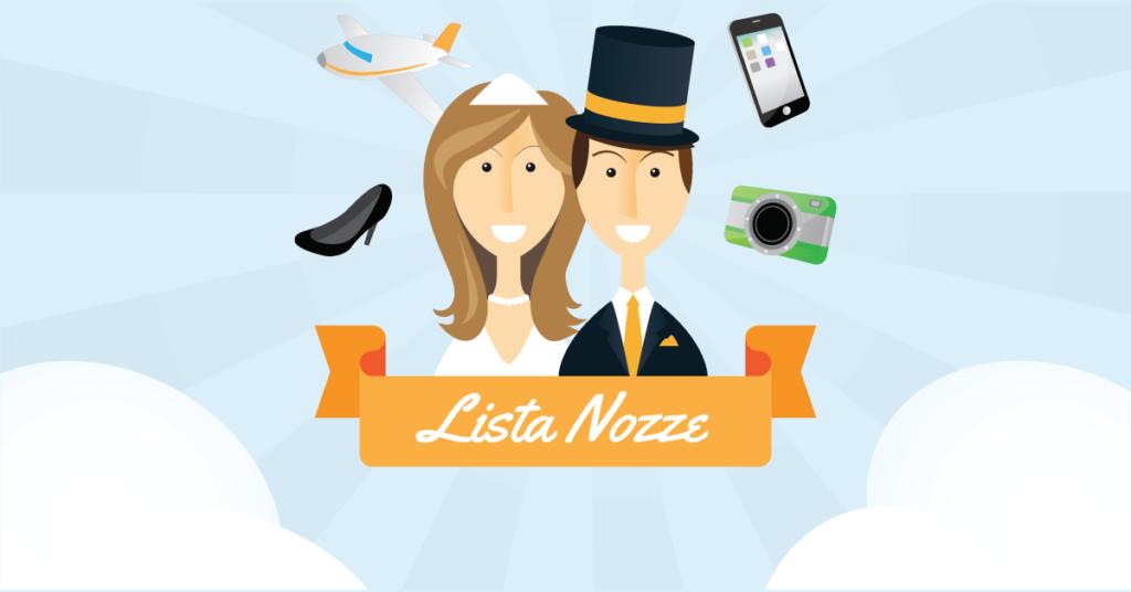 given2 lista nozze