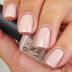 unghie sposa nude rosate
