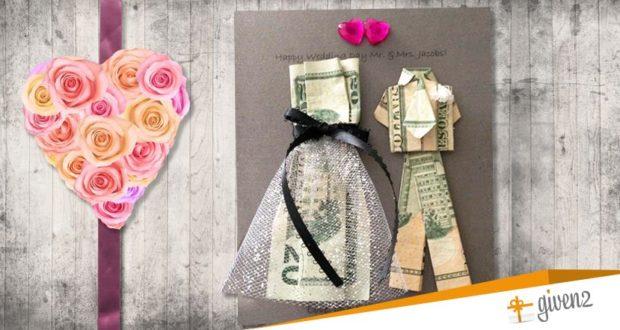 como pedir dinero en una boda