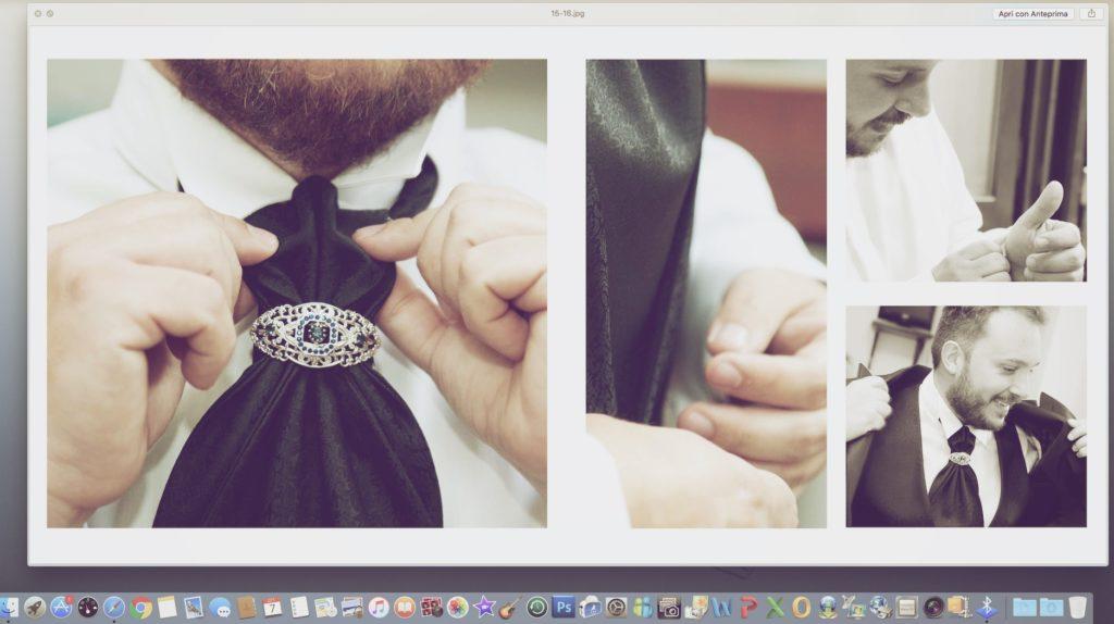 Foto di matrimonio | Elaborazione album