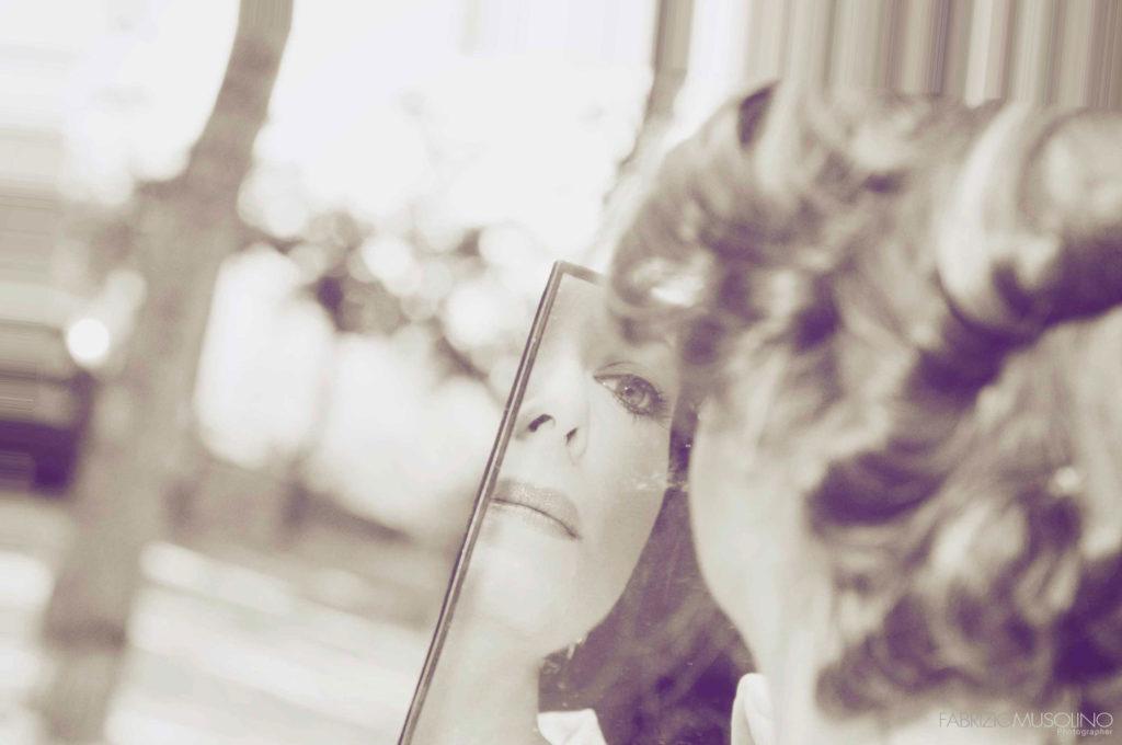Foto di Matrimonio | Specchio