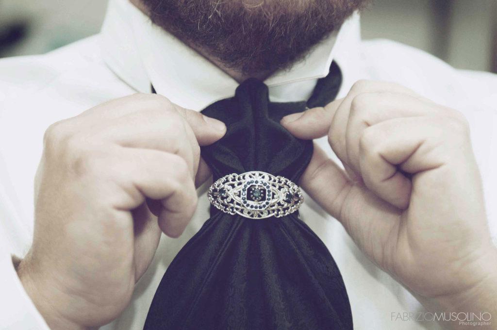 Foto di Matrimonio   Dettaglio uomo