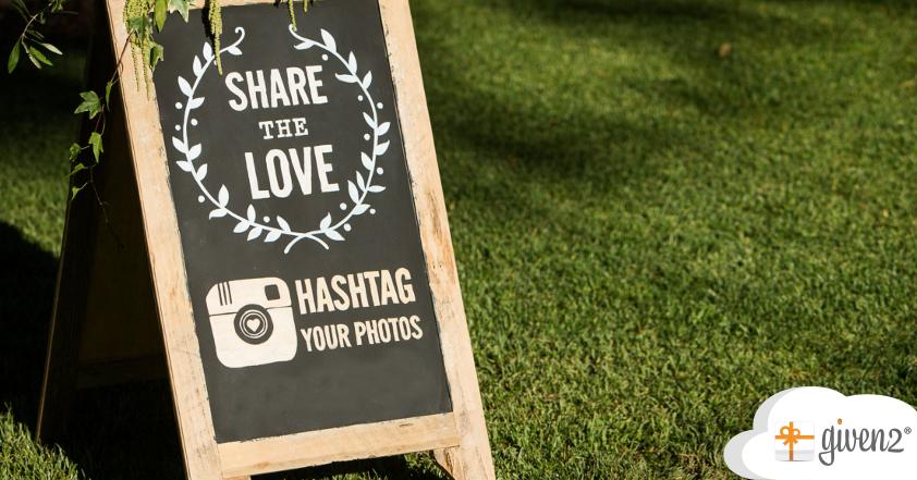 Hashtag Anniversario Matrimonio.Wedding Hashtags The Best For A Social Media Wedding