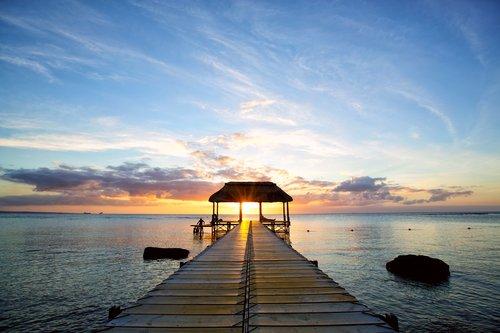 Mauritius honeymoon sunset When to Visit